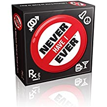 Never Have I Ever Fun Party Board Game for College Reunions Fraternities Sororities Bachelor Bachelorette 21st Birthday Parties