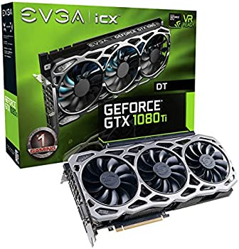EVGA GeForce GTX 1080 11GB GDDR5X PCI Express Video Card