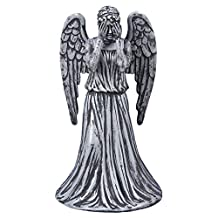 Kurt Adler Doctor Who Weeping Angel Treetop, 8.5-Inch