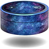 MightySkins Skin for Amazon Echo Dot - Nebula   Protective, Durable, and Unique Vinyl Decal wrap Cover   Easy to Apply, Remove, and Change Styles   Made in The USA