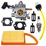 FitBest Carburetor Tune Up Kit for Stihl BR500
