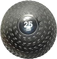Slam Ball Rubber Type Paterns Exercise Medicine Wall Ball ( 10LBS, 15LBS, 20LBS, 25LBS, 30LBS, 35LBS )…