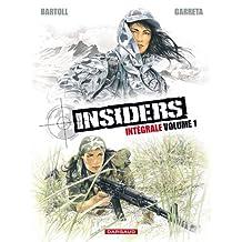 Insiders 01 Intégrale