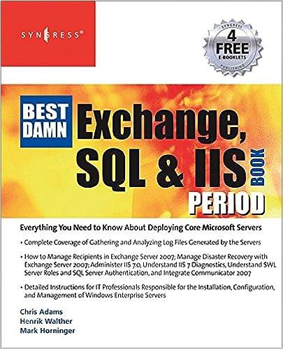 Microsoft Exchange Server 2007 Ebook
