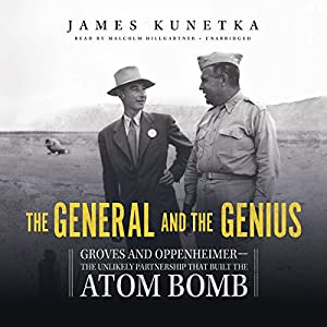 The General and the Genius Audiobook
