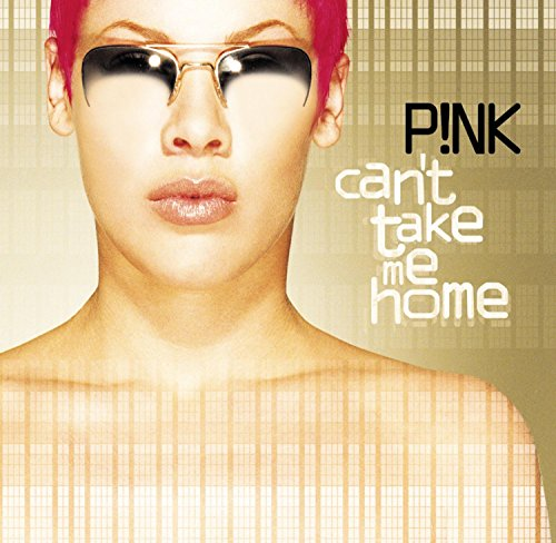 CD : Pink - Can't Take Me Home (Germany - Import)
