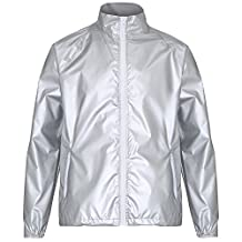 2786 Mens Contrast Lightweight Windcheater Shower Proof Jacket