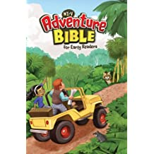 Adventure Bible For Early Readers Nirv Lenticular (3d Motion)