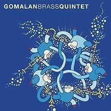 Gomalan Brass Quintet by Gomalan Brass Quintet (2004-06-08)