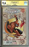 AMAZING SPIDER-MAN #15 CGC 9.6 WHITE PAGES