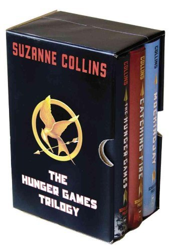 The Hunger Games Trilogy Boxed Set|THE HUNGER GAMES Hardcover – January 1, 2010