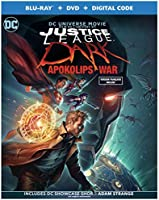 Justice League Dark: Apokolips War (BIL/Blu-ray/DVD/Digital