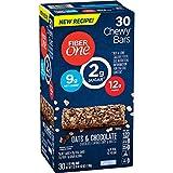 Fiber One Chewy Bars Oats & Chocolate 30- 1.4 Oz