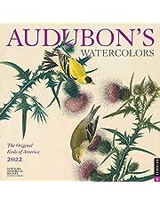 Audubon's Watercolors 2022 Wall Calendar: The Original Birds of America