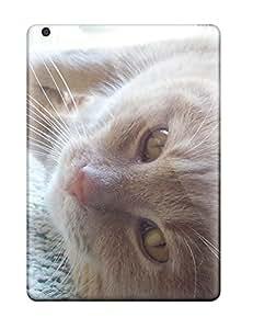 New Happy Cat Tpu Case Cover, Anti-scratch Phone Case For Ipad Air 4852641K34433688
