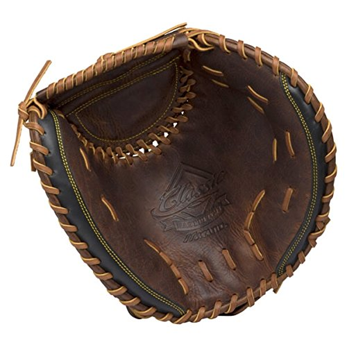 Pro Fastpitch Catchers Mitt - Mizuno 312470.R849.25.3450 Classic Pro GXS30F2 - Fastpitch Catcher's Mit Mitt