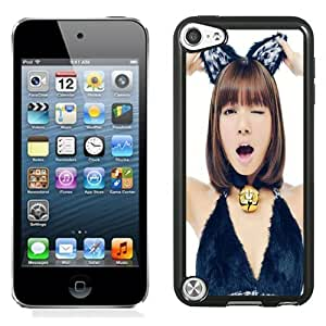 New Personalized Custom Designed For iPod Touch 5th Phone Case For Cat Girl Cosplay Phone Case Cover wangjiang maoyi by lolosakes