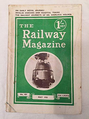 The Railway Magazine May 1935 Volume 76 No. 455