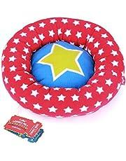 HAYPIGS Cavia Speelgoed en accessoires - Circus Themed Fleece PIGGY CRASH MAT Cavia Bed - Cavia Beddengoed - Rattenbed - Klein huisdierbed - Ferret Bed