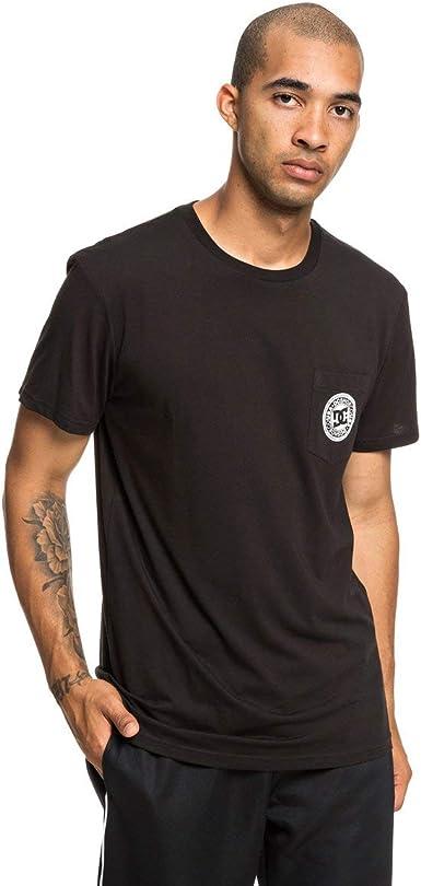 DC Shoes Basic - Camiseta para Hombre EDYKT03458: Amazon.es: Ropa y accesorios