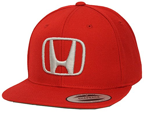Honda Civic Hat (Honda Red Snapback)
