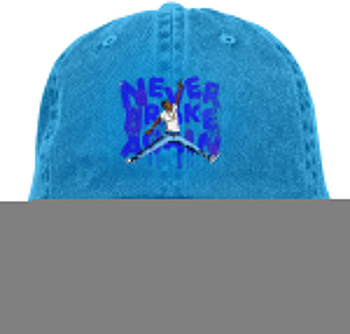 ORYISGAD Never-Broke-Again YoungBoy Sports Cap for Mens and Womens