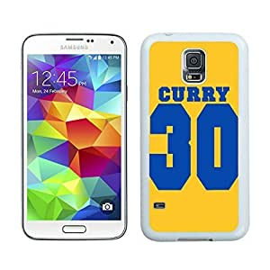 Popular And Unique Custom Designed Cover Case For Samsung Galaxy S5 I9600 G900a G900v G900p G900t G900w With Golden State Warriors Stephen Curry 1 White Phone Case