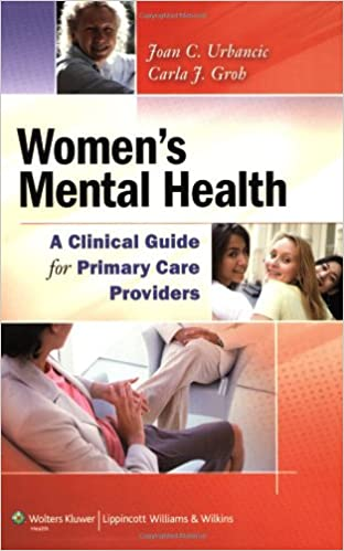 Women S Mental Health A Clinical Guide For Primary Care Providers