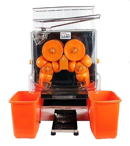 Commercial Automatic Electric Orange Lemon Juice Machine