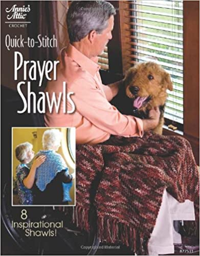 Read Quick-to-Stitch Prayer Shawls (Annie's Attic: Crochet) PDF, azw (Kindle)