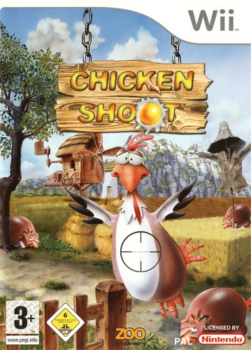 Shoot Chicken Wii (Chicken Shoot (Nintendo Wii))