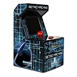 Video Games Best Deals - DreamGEAR Retro Machine Gaming System with 200 Built-In Video Games