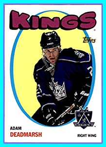 2001-02 Topps 71-72 Heritage Parallel #110 Adam Deadmarsh LOS ANGELES KINGS