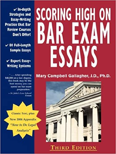 Nevada bar exam essays about education