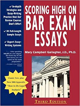 nj bar exam essay Brazil the order of attorneys of brazil (ordem dos advogados do brasil), the brazilian bar association, administers a bar examination nationwide two to three times a.