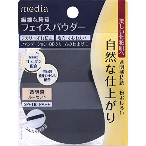 【カネボウ】media フェイスパウダーAAのサムネイル