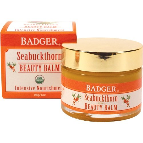 Badger balm ingredients