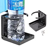 folding cup holder for car - Kanstore Father's Day Gift Adjustable Folding Drink Cup Can Bottle Holder Stand Mount Car Auto Boat Fishing Box (Black)