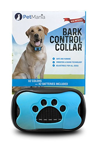 Dog Bark Collar with Vibration PetMania, No Bark Collar, NO SHOCK, Harmless...