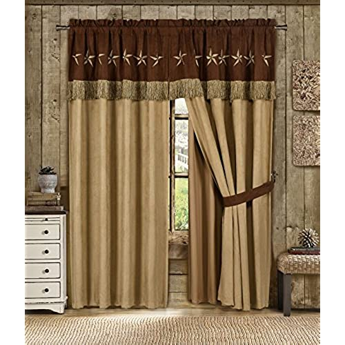 Western Curtains Amazon Com