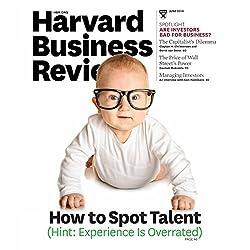 Harvard Business Review, June 2014