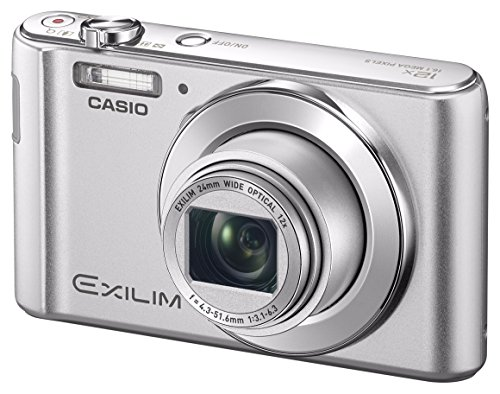 Casio Exilim Camera Manual (CASIO digital camera EXILIM EX-ZS210SR (Silver) (Japan domestic model))