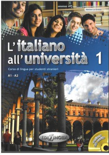 L'italiano all'università. Con CD Audio: L'italiano All'universita: 1