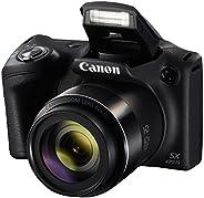 Câmera Canon Powershot Sx420 Is, Black