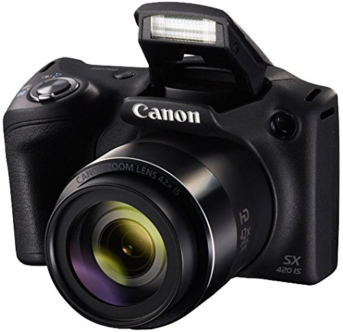 Camera Canon Powershot Sx420 Is - Black