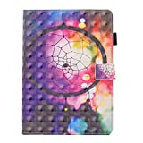 inShang iPad iPad air/iPad 5 case Color Painting cover for iPad iPad air (2013) Multi-function stand case