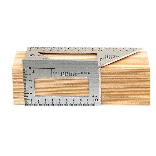 Shinwa® 3-D-Gehrungswinkel, 45° / 90°-Winkel