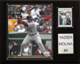 MLB Yadier Molina St. Louis Cardinals Player Plaque