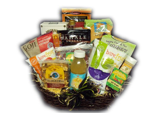 Heart Health Extra Gift Basket by Well Baskets