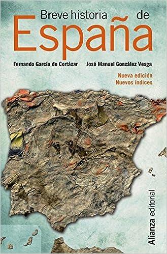 Breve historia de Espana 1320 Spanish Edition by Fernando Garcia ...